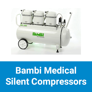 Bambi Medical Silent Compressors