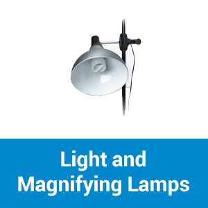 Lights and Magnifying Lamps