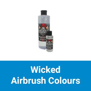Wicked Airbrush Colours