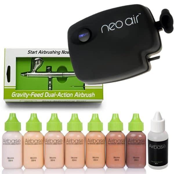 Airbase Makeup Airbrush Kit