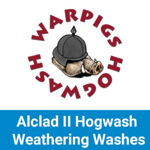 Alclad II Hogwash weathering washes