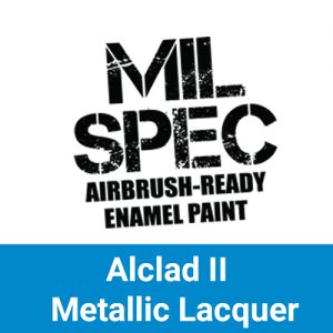 Alclad II Mil-Spec Airbrush Enamels