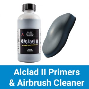 Alclad II Primers & Airbrush Cleaner