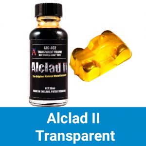 Alclad II Transparent