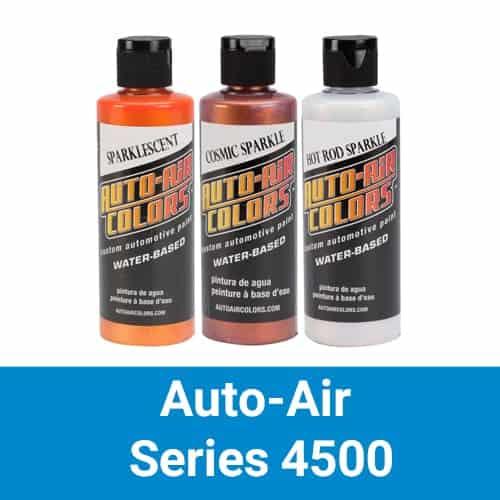 AutoAir Series 4500 Sparkle Colours