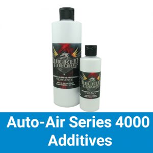 Auto Air Series 4000 Additives