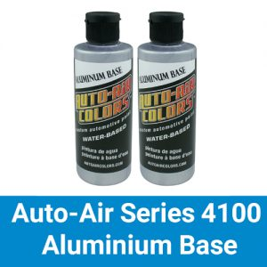 Auto Air Series 4100 Aluminium Base