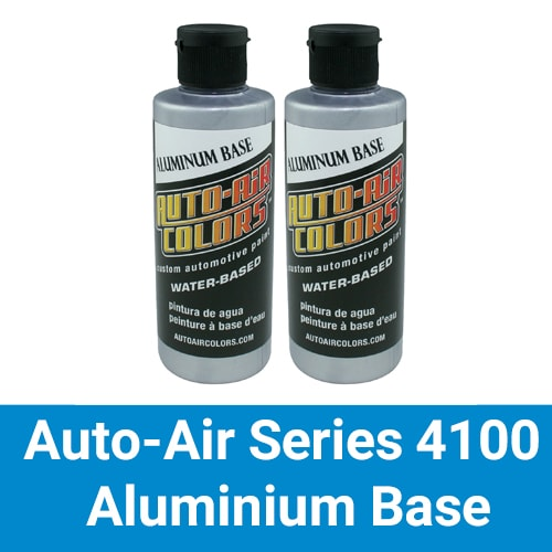 Auto Air Series 4100 Aluminium Base