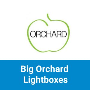 Orchard Lightboxes