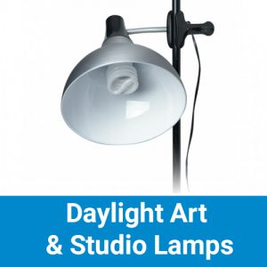 Art and Studio Lamps
