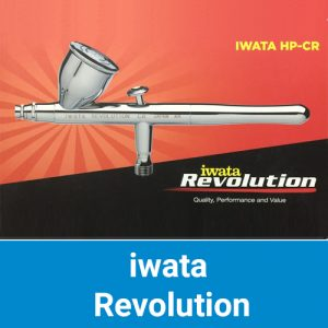 Iwata Revolution Airbrushes