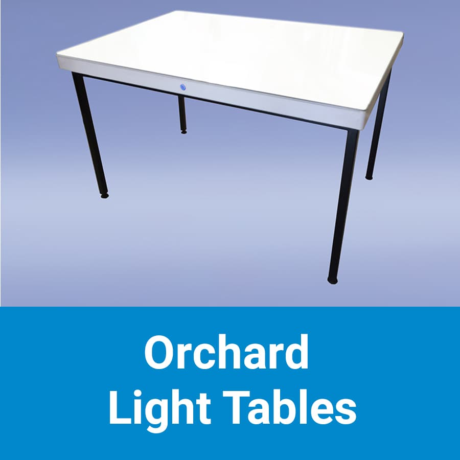 Orchard Light Tables