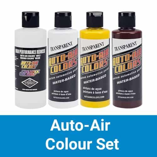 Auto Air Colors Sets