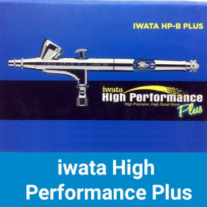 Iwata High Performance Plus Airbrushes