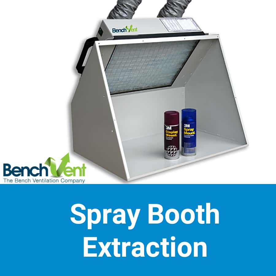 Spray Booth Extraction
