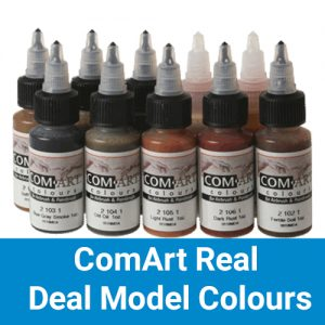Real Deal Model Colours