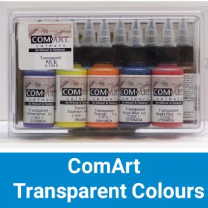 Com Art Transparent Colours