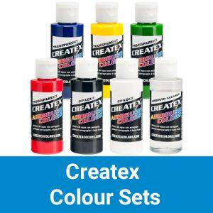 Createx Paint Sets