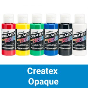 Createx Opaque Colours