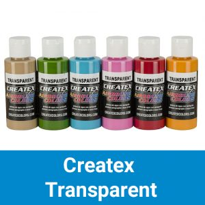 Createx Transparent Colours