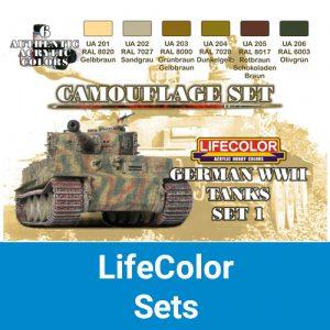 Lifecolor Sets