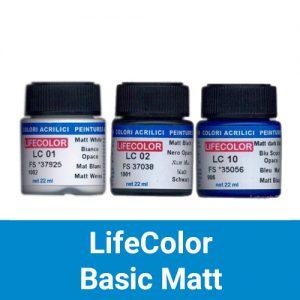 LifeColor Basic Matt