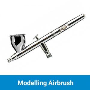 Modelling Airbrush