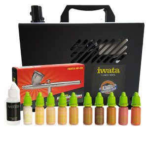 Airbase Airbrush Make-up Kit