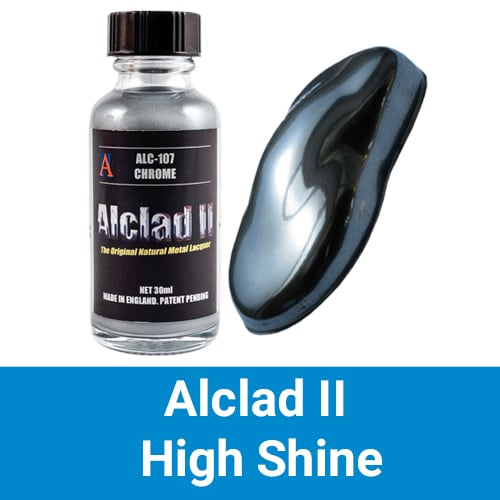 Alclad II High Shine Finish
