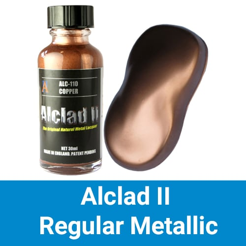 Alclad II Regular Metallic