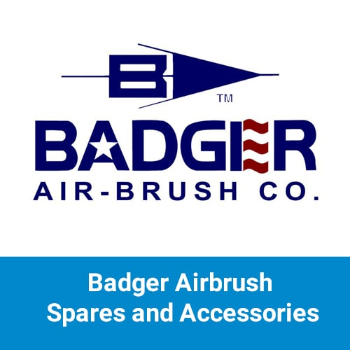 Badger Airbrush Spares