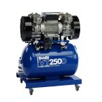Bambi VT250D Oil Free Ultra Low Noise Compressor with Dyer