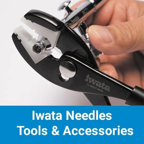 Iwata Needles and Tools