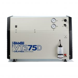 Bambi VTS75D Silent Oil Free Compressor with Dryer