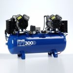 bambi-vt300d-oil free unltra low noise compressor with dryer