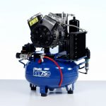 Bambi VT75D Oil Free Compressor with Dryer