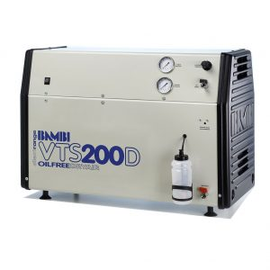 Bambi VTS200D Silent Compressor with Dyer