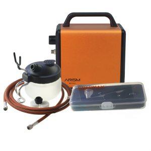 Arism Mini Compressor Kit Orange