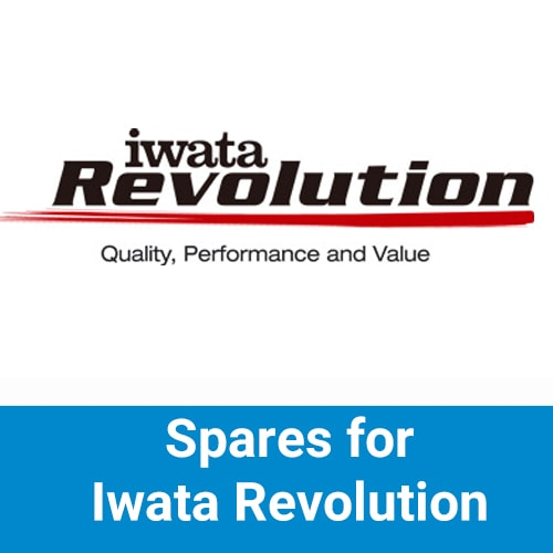 Iwata Revolution Airbrush Spares