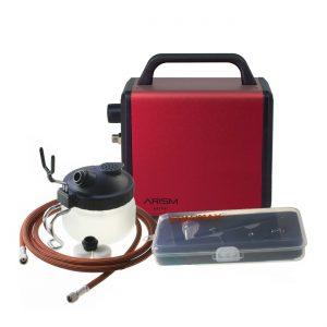 Sparmax Arism Red Mini Compressor Kit