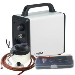 Sparmax Arism Mini Air Compressor Kit White