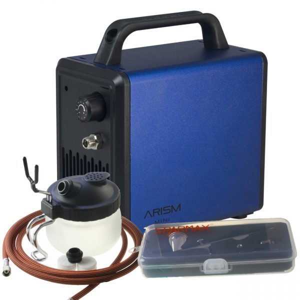 Sparmax Arism mini compressor kit – royal blue