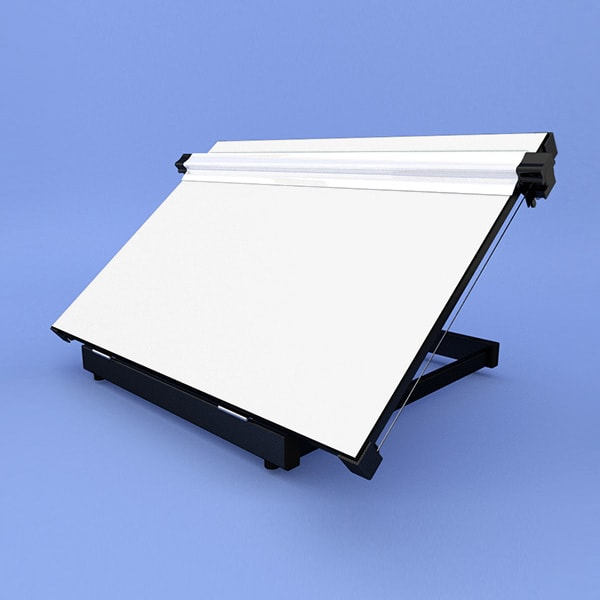 A2 Priory Desktop Drawing Board Cross Wire Graphic Air