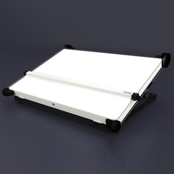 back lit drawing board - A2 Priory BeamTec
