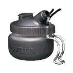Iwata Cleaning Pot with Airbrush hanger