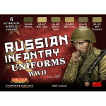 LifeColor Russian Uniforms WWII Set