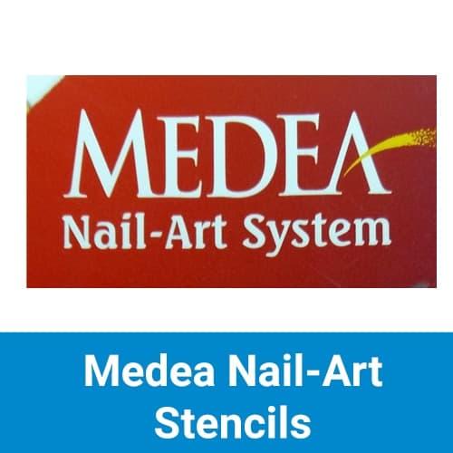 Medea Nail Art Stencils