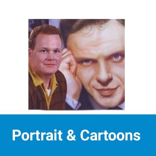 Portraits & Cartoons