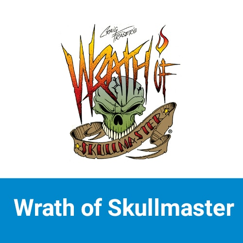 Wrath of Skull Master