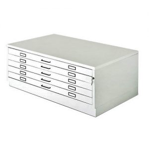 A0 Orchard Milano Metal plan chest